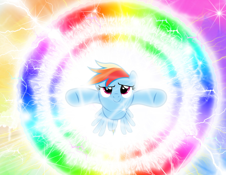 sonic_double_rainboom_by_hanithelastguardian-d4yr5oe