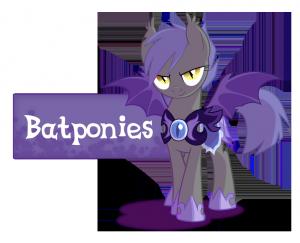 batponies