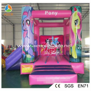 JOHN JOSECO EDITION Bouncy Pony Castle